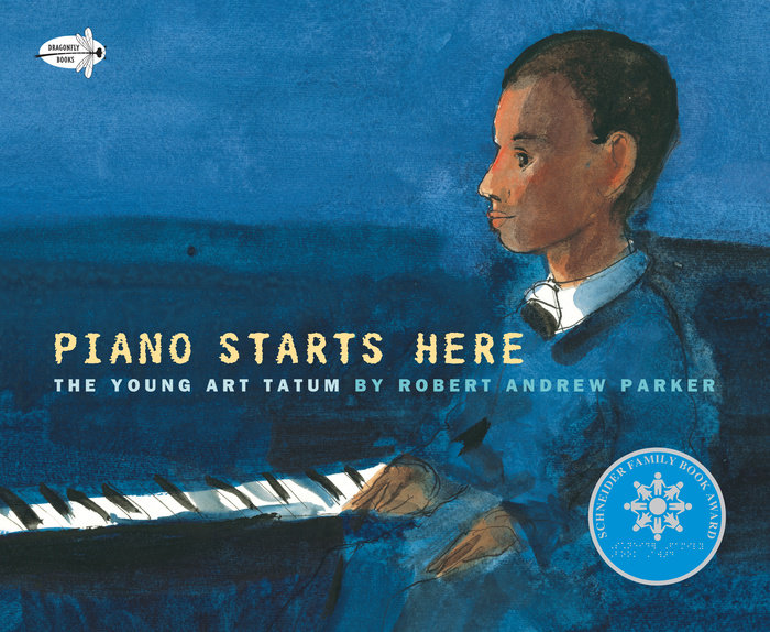 Cover of Piano Starts Here
