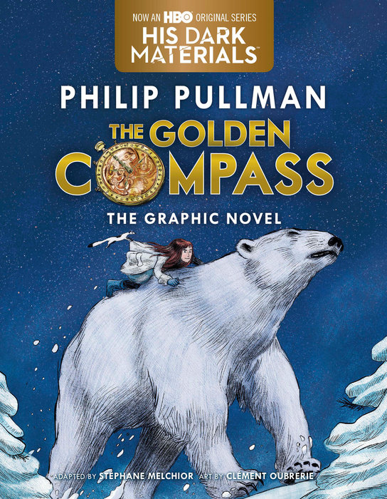 Book cover for The Golden Compass Graphic Novel, Complete Edition