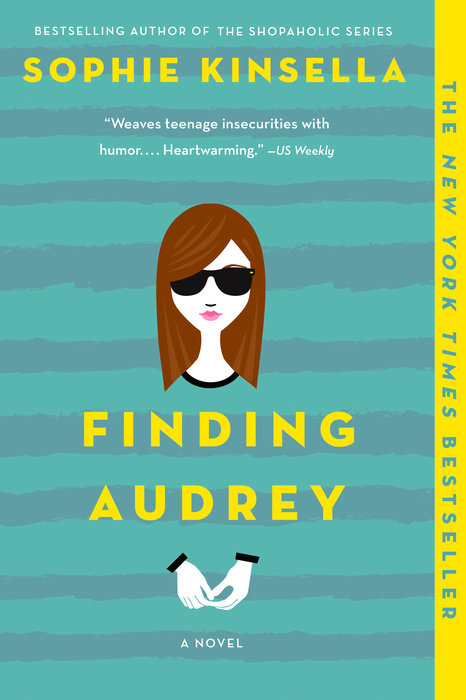 Cover of Finding Audrey