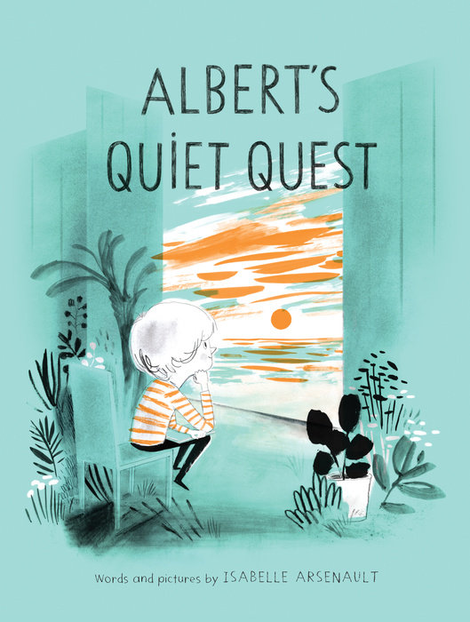Cover of Albert\'s Quiet Quest