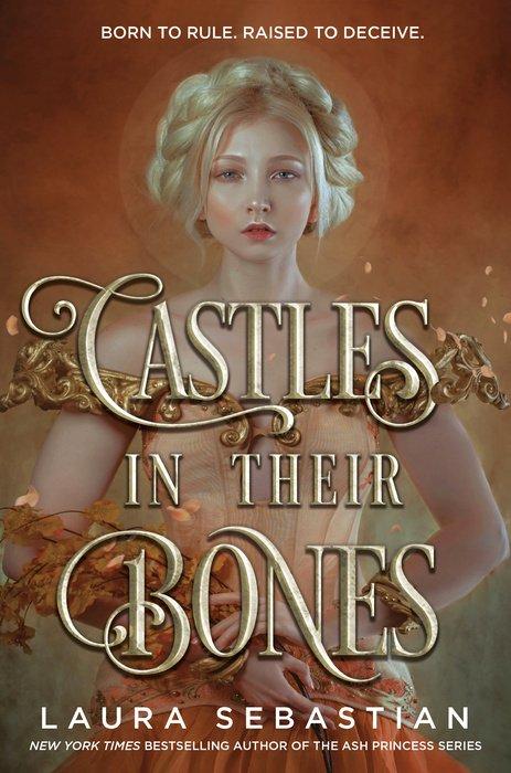 Cover of Castles in Their Bones