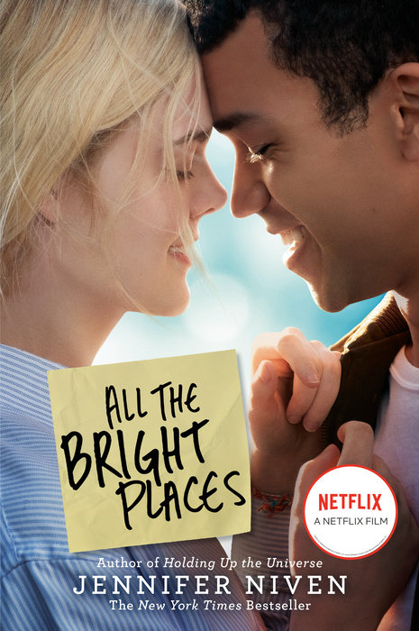 Cover of All the Bright Places Movie Tie-In Edition
