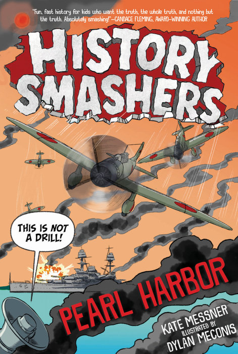 Cover of History Smashers: Pearl Harbor