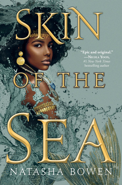 Cover of Skin of the Sea