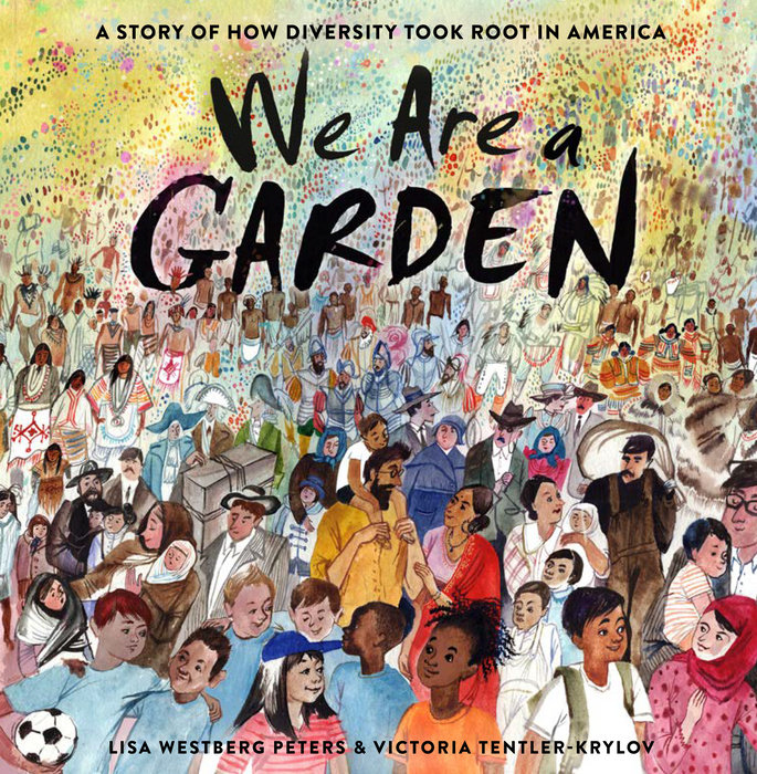 Cover of We Are a Garden