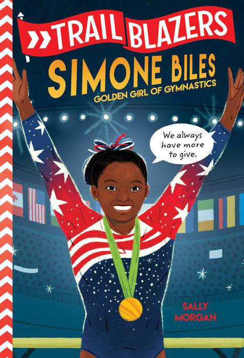 Cover of Trailblazers: Simone Biles