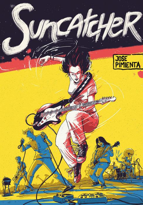 Cover of Suncatcher
