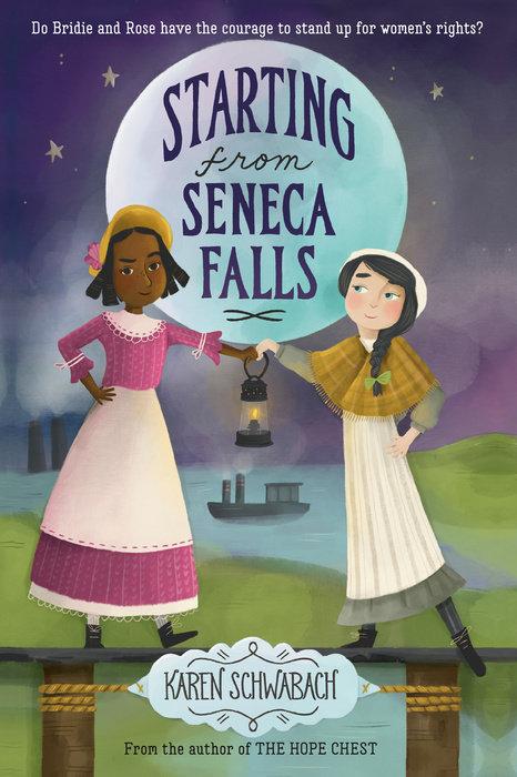 Cover of Starting from Seneca Falls