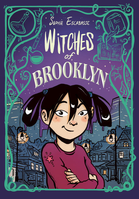 Cover of Witches of Brooklyn