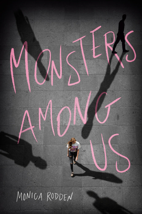 Cover of Monsters Among Us