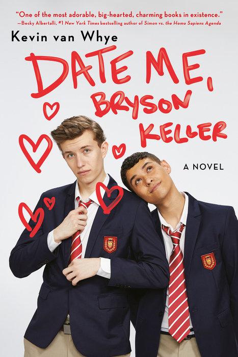 Cover of Date Me, Bryson Keller