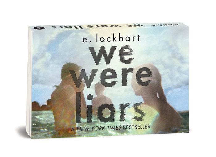 Cover of Random Minis: We Were Liars