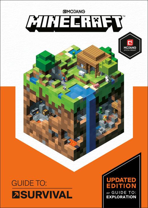 Minecraft Guide To Survival By Mojang Ab The Official Minecraft Team 9780593158135 Penguinrandomhouse Com Books