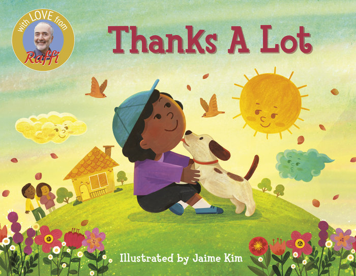 Cover of Thanks A Lot
