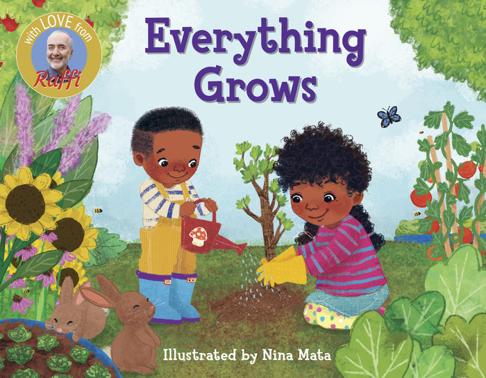 Cover of Everything Grows