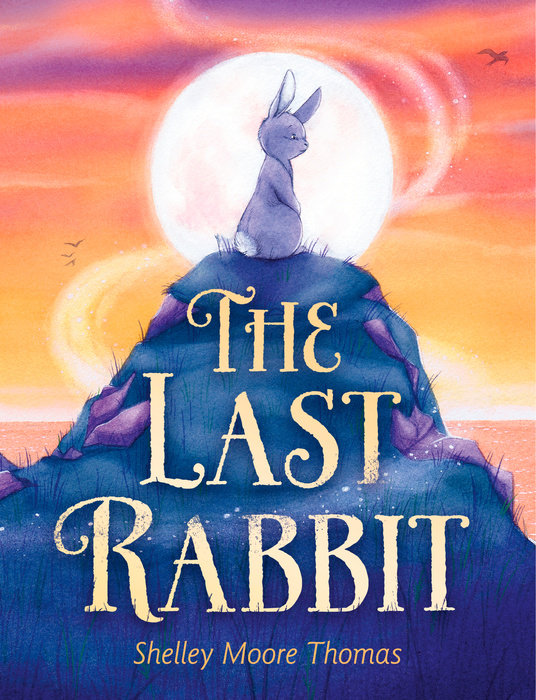 Cover of The Last Rabbit