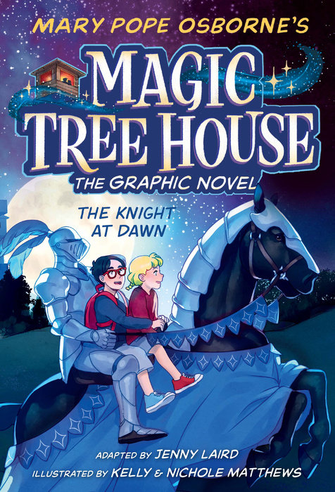 Cover of The Knight at Dawn Graphic Novel