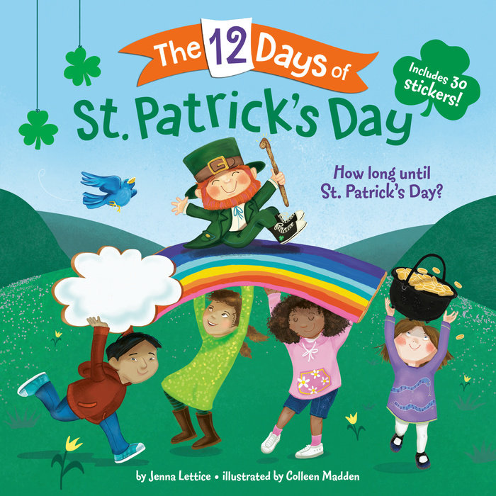Cover of The 12 Days of St. Patrick\'s Day