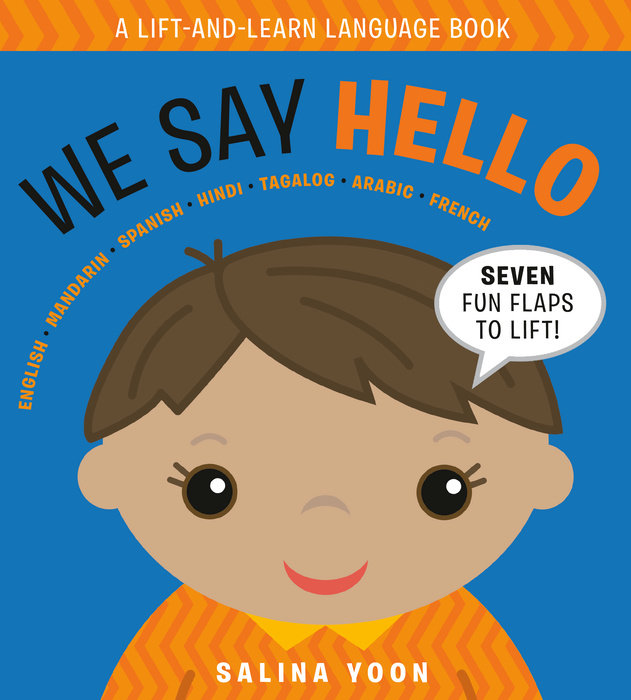 Cover of We Say Hello