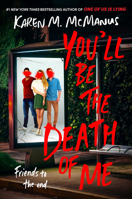 Cover of You\'ll Be the Death of Me