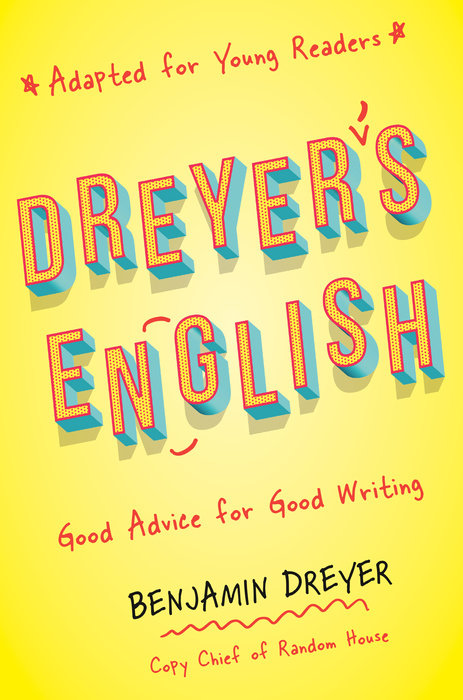 Cover of Dreyer\'s English (Adapted for Young Readers)