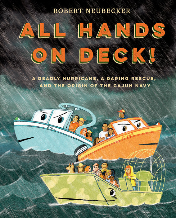 Cover of All Hands on Deck!