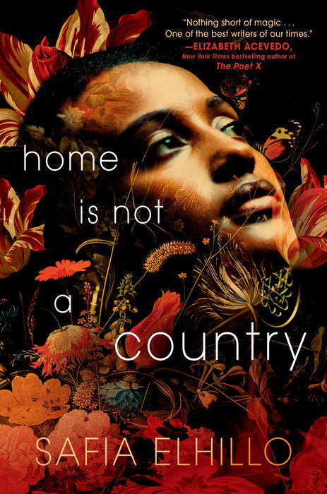 Cover of Home Is Not a Country