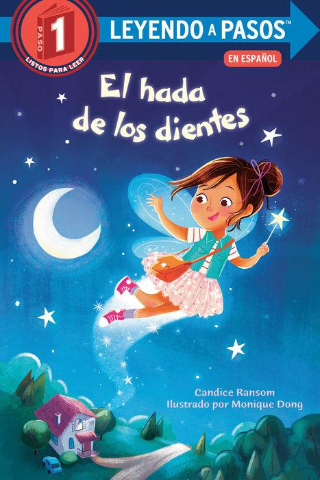 Cover of El hada de los dientes (Tooth Fairy\'s Night Spanish Edition)
