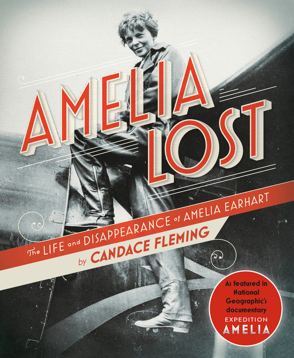 Cover of Amelia Lost