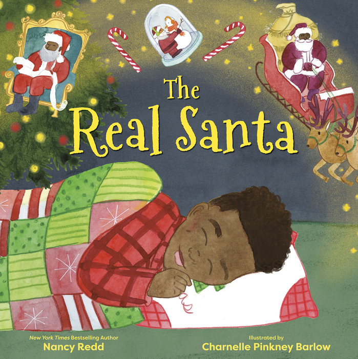 Cover of The Real Santa