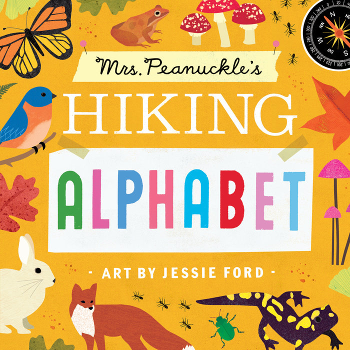 Cover of Mrs. Peanuckle\'s Hiking Alphabet