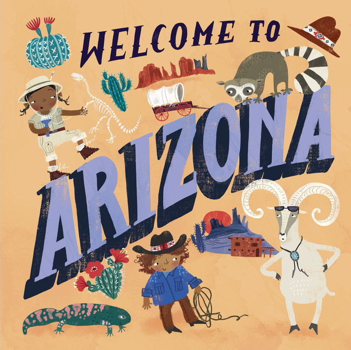 Cover of Welcome to Arizona (Welcome To)