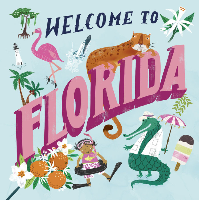 Cover of Welcome to Florida (Welcome To)