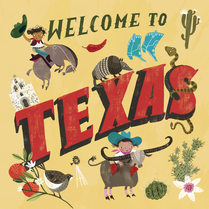 Cover of Welcome to Texas (Welcome To)