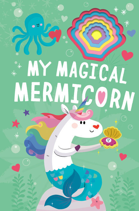 Cover of My Magical Mermicorn