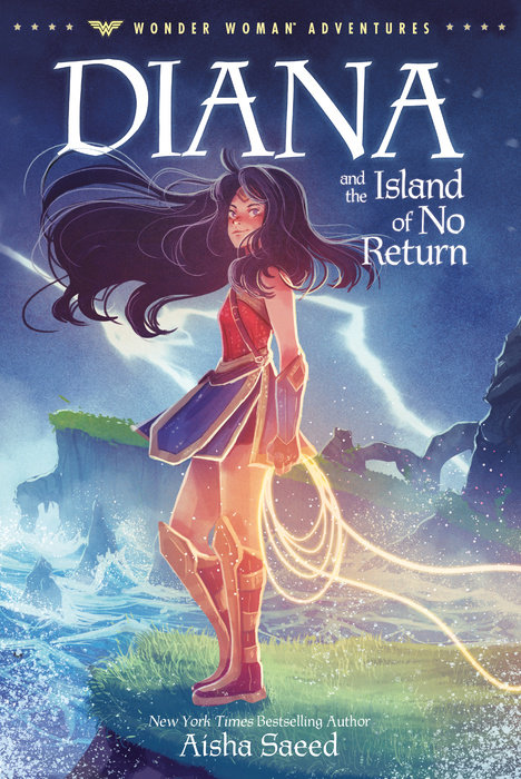 Cover of Diana and the Island of No Return