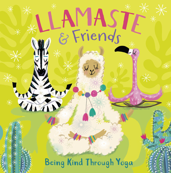 Cover of Llamaste and Friends