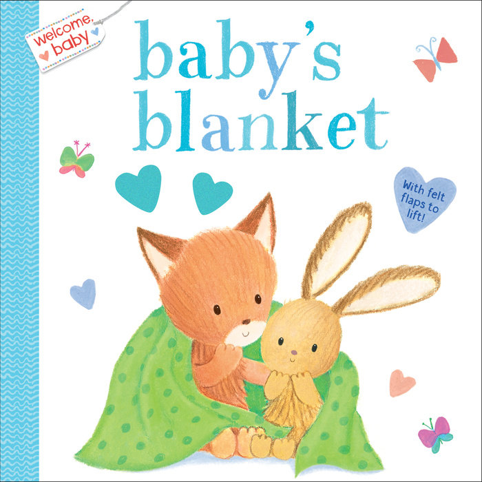 Cover of Welcome, Baby: Baby\'s Blanket