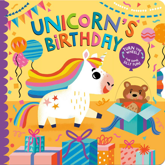 Cover of Unicorn\'s Birthday