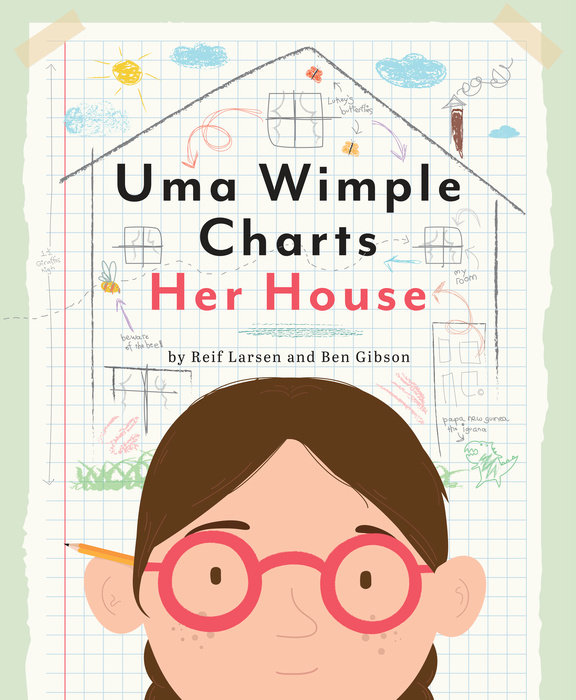 Cover of Uma Wimple Charts Her House