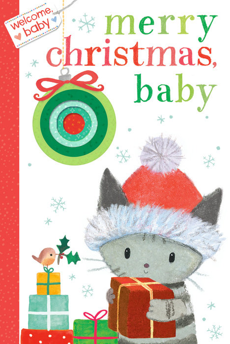 Cover of Welcome, Baby: Merry Christmas, Baby