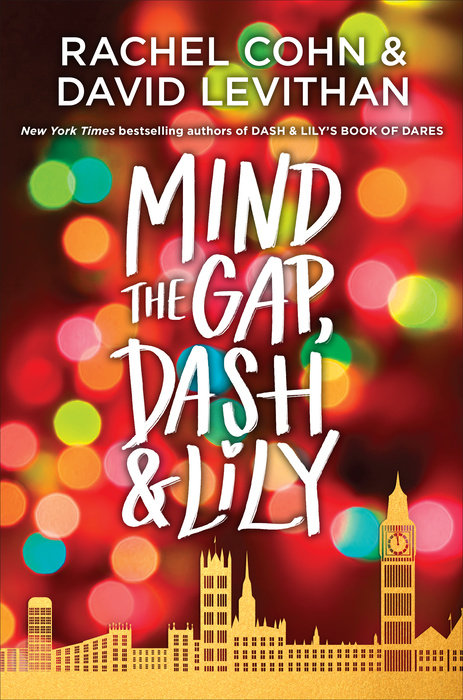 Cover of Mind the Gap, Dash & Lily
