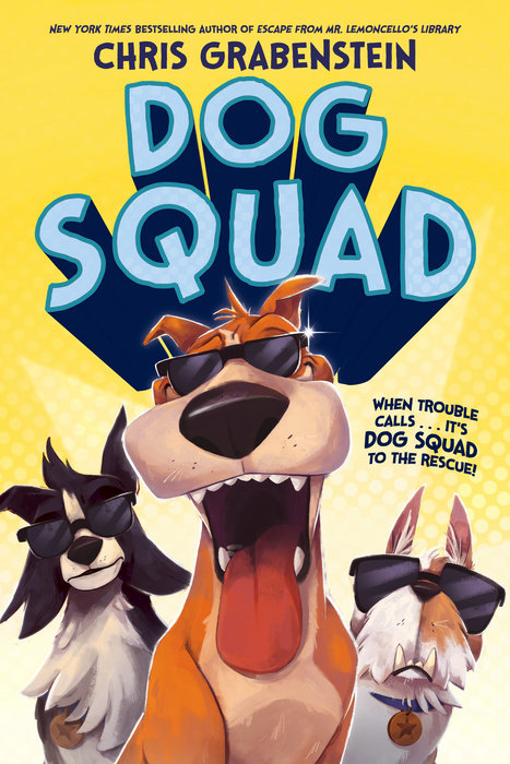 Cover of Dog Squad