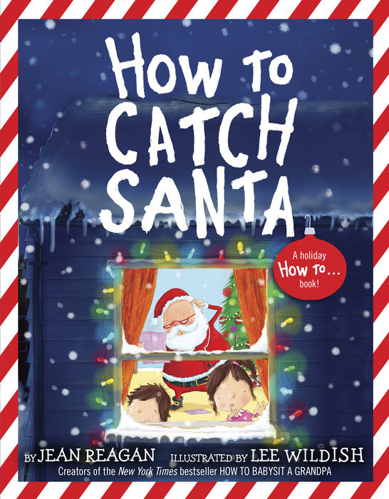 Cover of How to Catch Santa
