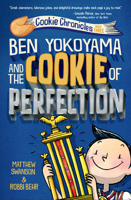 Cover of Ben Yokoyama and the Cookie of Perfection