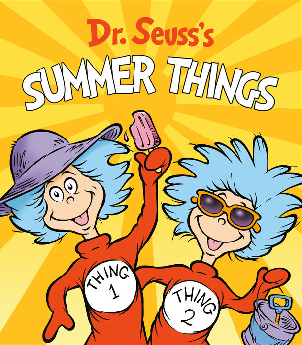 Cover of Dr. Seuss\'s Summer Things
