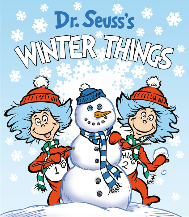 Cover of Dr. Seuss\'s Winter Things
