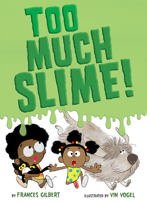 Cover of Too Much Slime!