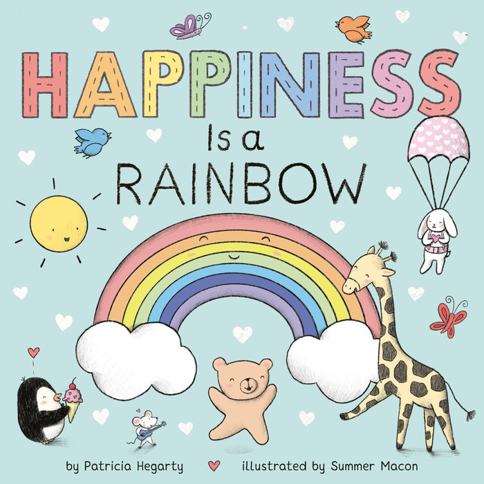 Cover of Happiness Is a Rainbow