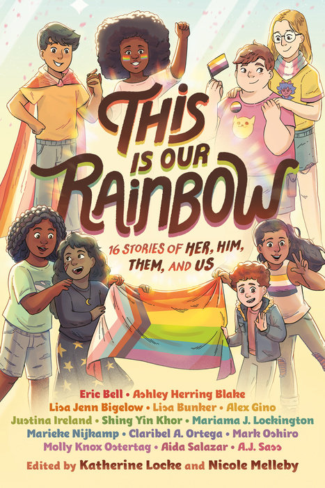 Cover of This Is Our Rainbow
